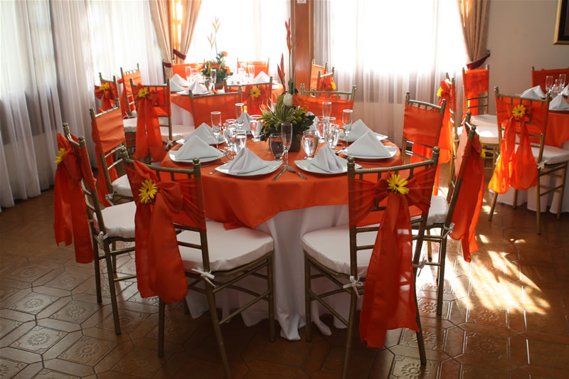 decoracion de mesas para eventos grandes ideas