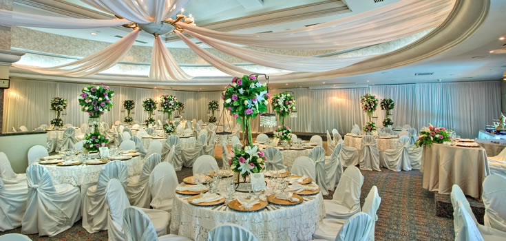 Como decorar un salon para boda fotos deslumbrantes - Decoracion bodas ...