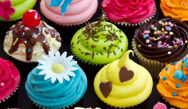 Practicas ideas para decorar Cupcakes