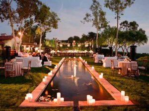 Piscinas de bodas decoradas 9