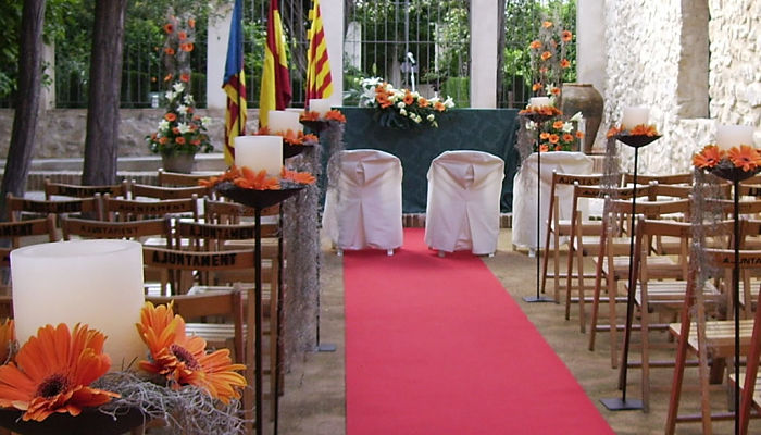 Como decorar para una boda civil en casa, impactantes ideas ...