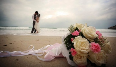 14 Ideas originales para bodas en playas